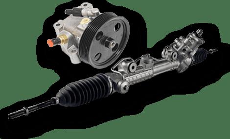 Диагностика и ремонт рулевых реек